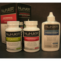 NuHair Regrowth System for Women 30day Kit