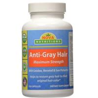 Anti-Gray Hair Formula 120